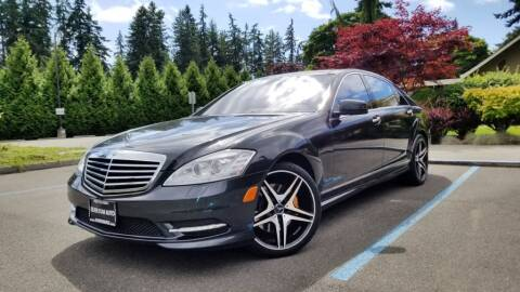 2013 Mercedes-Benz S-Class for sale at Silver Star Auto in Lynnwood WA