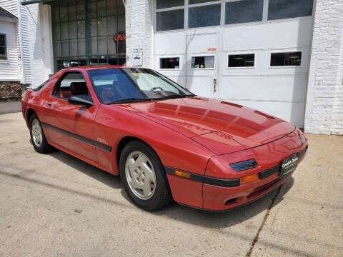 1986 Mazda RX-7 for sale at Carroll Street Auto in Manchester NH