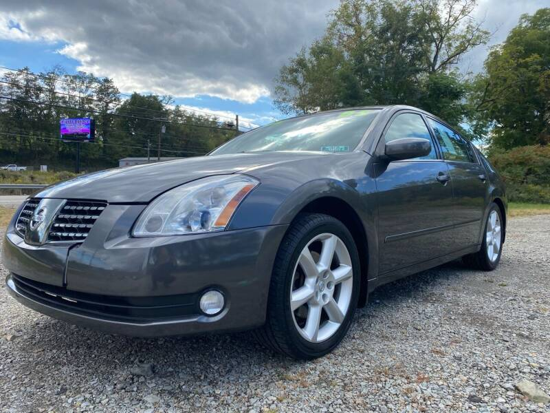 2005 Nissan Maxima for sale at Best For Less Auto Sales & Service LLC in Dunbar PA