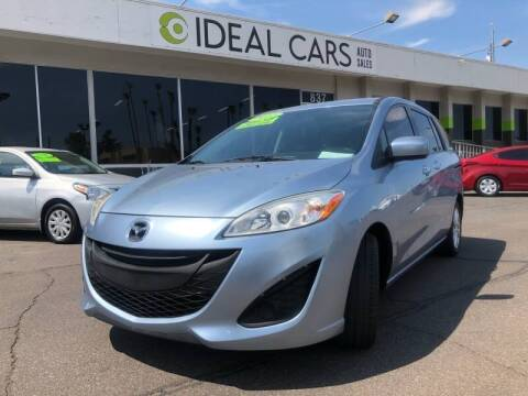 2012 Mazda MAZDA5 for sale at Ideal Cars East Mesa in Mesa AZ
