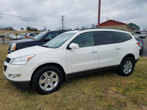2011 Chevrolet Traverse for sale at Auto Martt, LLC in Harrodsburg KY