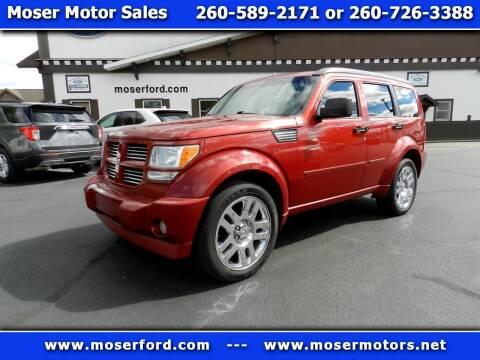 2007 Dodge Nitro for sale at Moser Motors Of Portland in Portland IN