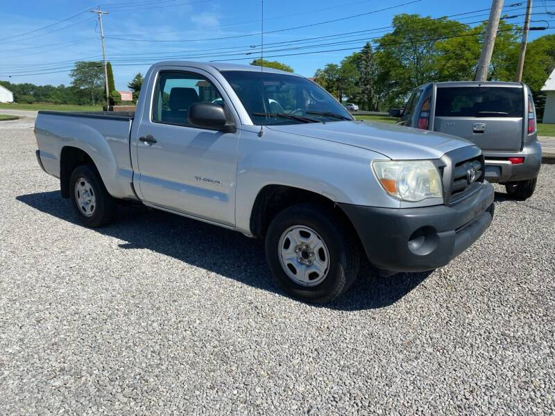 2008 Toyota Tacoma for sale at 62 Motors in Mercer PA