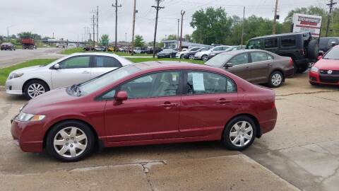 2010 Honda Civic for sale at Downing Auto Sales in Des Moines IA