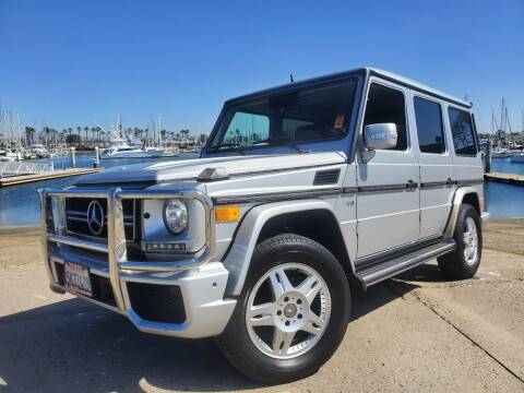2004 Mercedes-Benz G-Class for sale at CARCO SALES & FINANCE in Chula Vista CA