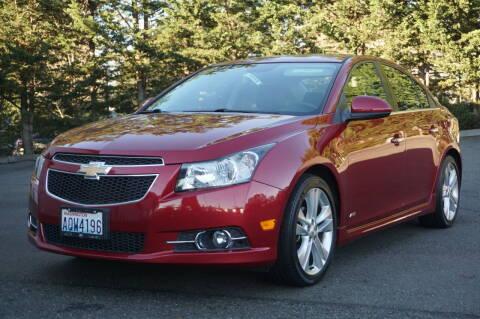 2014 Chevrolet Cruze for sale at West Coast Auto Works in Edmonds WA
