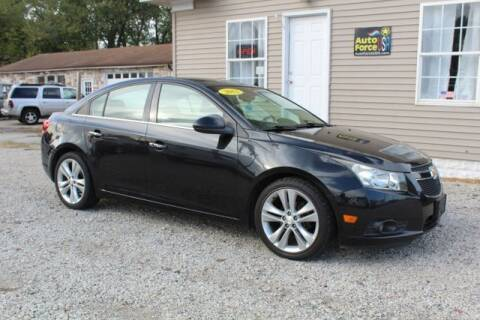 2012 Chevrolet Cruze for sale at Auto Force USA in Elkhart IN