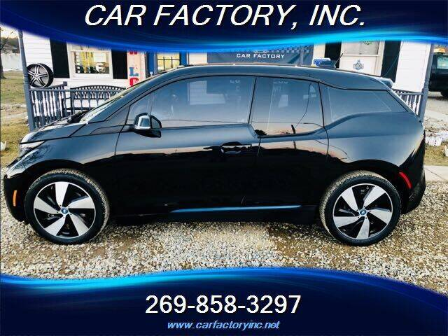 2016 BMW i3 for sale at Car Factory Inc. in Three Rivers MI