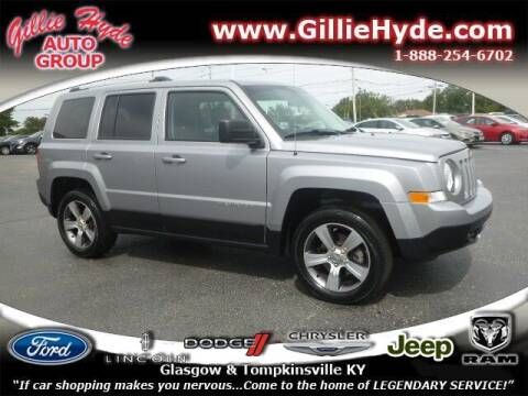 2017 Jeep Patriot for sale at Gillie Hyde Auto Group in Glasgow KY