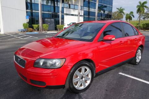 2006 Volvo S40 for sale at SR Motorsport in Pompano Beach FL