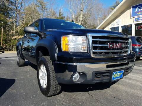 2012 GMC Sierra 1500 for sale at Fairway Auto Sales in Rochester NH