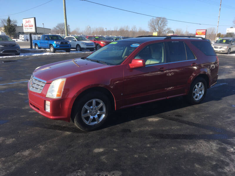 2007 Cadillac SRX for sale at JACK'S AUTO SALES in Traverse City MI