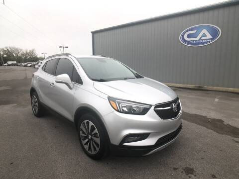 2017 Buick Encore for sale at ADKINS CITY AUTO in Murfreesboro TN
