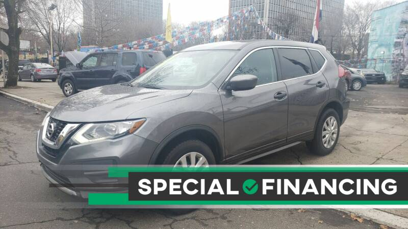 2017 Nissan Rogue for sale at JOANKA AUTO SALES in Newark NJ