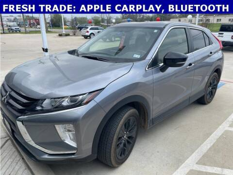2018 Mitsubishi Eclipse Cross for sale at Stanley Ford Gilmer in Gilmer TX