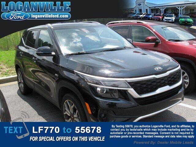 2021 Kia Seltos for sale at Loganville Ford in Loganville GA