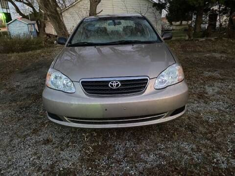 2005 Toyota Corolla for sale at Car Solutions llc in Augusta KS