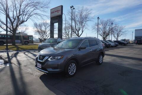2020 Nissan Rogue for sale at Ideal Wheels in Sioux City IA