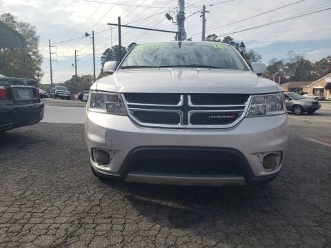 2014 Dodge Journey for sale at Fast and Friendly Auto Sales LLC in Decatur GA