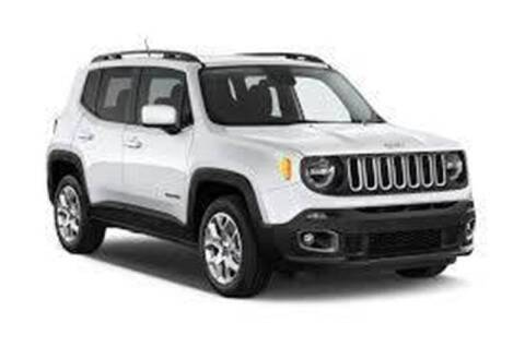 2017 Jeep Renegade for sale at ROSSTEN AUTO SALES in Grand Forks ND