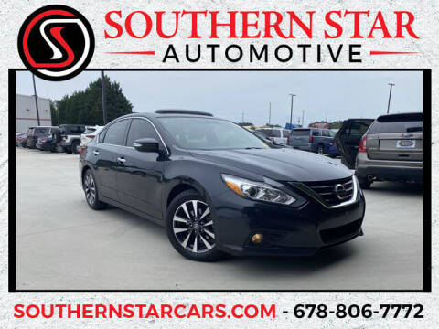 2017 Nissan Altima for sale at Southern Star Automotive, Inc. in Duluth GA