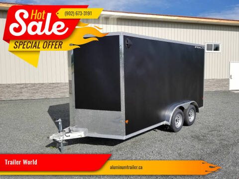 2020 Cargo Pro 7.5x14+2 7K for sale at Trailer World in Brookfield NS