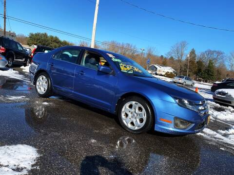 2010 Ford Fusion for sale at New Wave Auto of Vineland in Vineland NJ