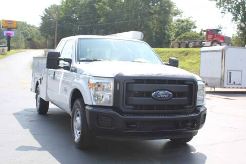 2015 Ford F-250 Super Duty for sale at Baldwin Automotive LLC in Greenville SC
