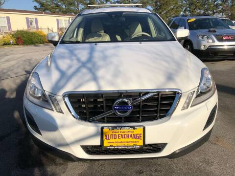 2012 Volvo XC60 for sale at Greenville Motor Company in Greenville NC