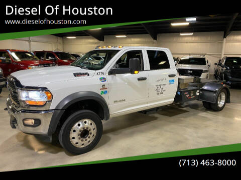 2019 RAM Ram Chassis 5500 for sale at Diesel Of Houston in Houston TX
