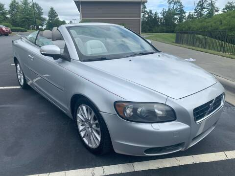 2008 Volvo C70 for sale at LA 12 Motors in Durham NC