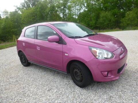 2015 Mitsubishi Mirage for sale at Gillie Hyde Auto Group in Glasgow KY