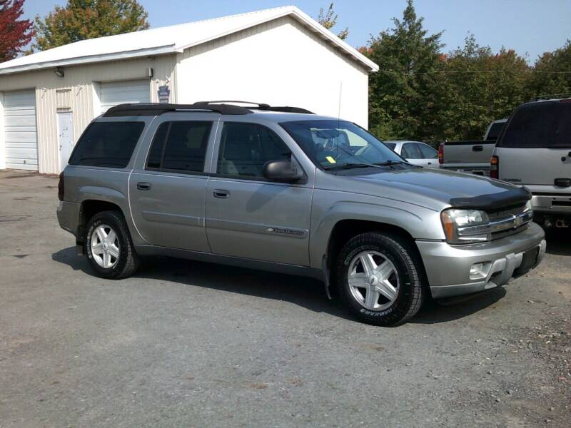 2003 Chevrolet TrailBlazer for sale at On The Road Again Auto Sales in Lake Ariel PA