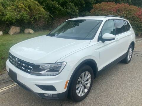 2018 Volkswagen Tiguan for sale at Padula Auto Sales in Braintree MA