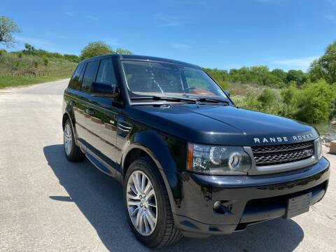 2011 Land Rover Range Rover Sport for sale at GTC Motors in San Antonio TX