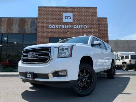 2017 GMC Yukon XL for sale at Dastrup Auto in Lindon UT