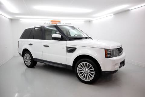 2011 Land Rover Range Rover Sport for sale at Alta Auto Group LLC in Concord NC