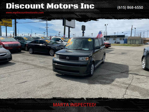 2006 Scion xB for sale at Discount Motors Inc in Madison TN