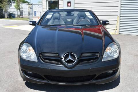 2007 Mercedes-Benz SLK for sale at Mix Autos in Orlando FL