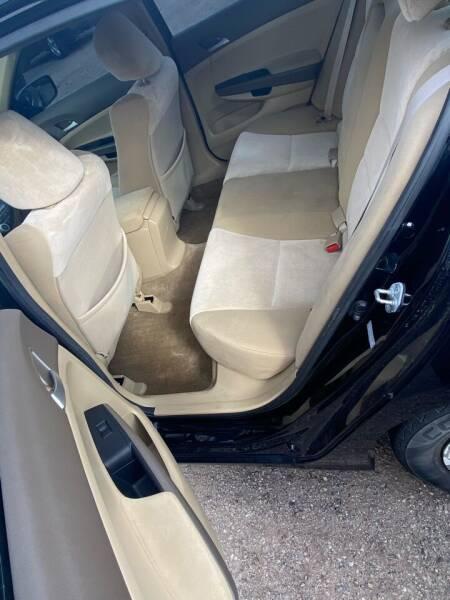 2010 Honda Accord LX 4dr Sedan 5A - Lakewood CO