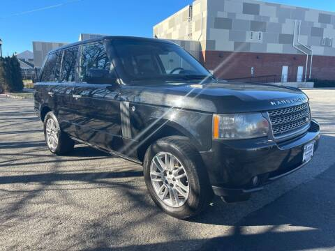 2010 Land Rover Range Rover for sale at Imports Auto Sales Inc. in Paterson NJ