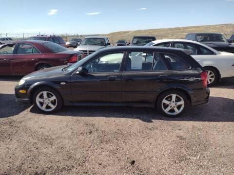 2003 Mazda Protege5 for sale at PYRAMID MOTORS - Pueblo Lot in Pueblo CO