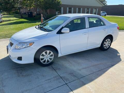 2010 Toyota Corolla for sale at Renaissance Auto Network in Warrensville Heights OH