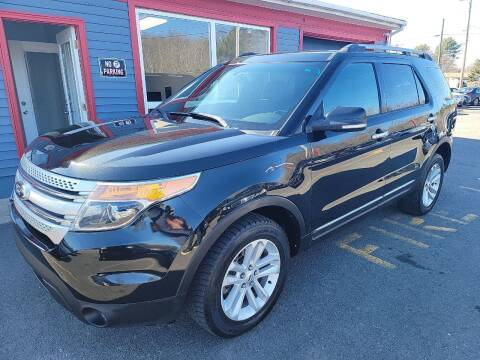 2013 Ford Explorer for sale at Top Quality Auto Sales in Westport MA