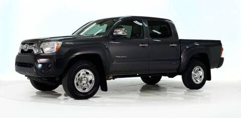 2012 Toyota Tacoma for sale at Houston Auto Credit in Houston TX