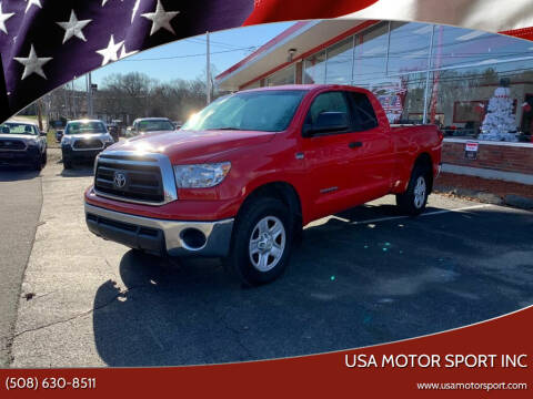 2010 Toyota Tundra for sale at USA Motor Sport inc in Marlborough MA