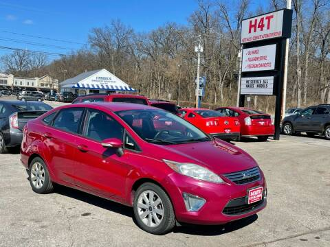 2011 Ford Fiesta for sale at H4T Auto in Toledo OH