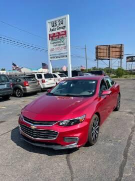 2016 Chevrolet Malibu for sale at US 24 Auto Group in Redford MI