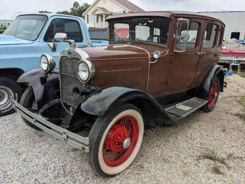 1930 Ford Model A for sale at Classic Cars of South Carolina in Gray Court SC