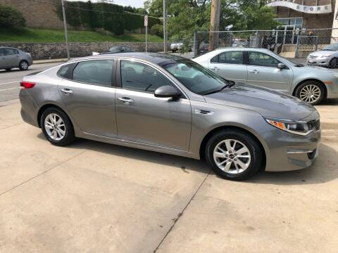 2017 Kia Optima for sale at Trans Auto in Milwaukee WI